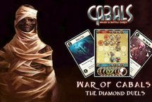 War of Cabals / Everything about the War of Cabals, our latest tournament where each week the best players receive prizes.