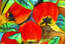 Nz apples / Painting