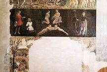 Cossa / Storia dell'Arte Pittura 15° sec. Francesco del Cossa  1436-1478