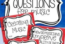 Essential Questions MUSIC