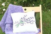 Knitting creativity / Knitted handmade works