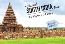 Domestic Tourism India / Places to discover in India.
