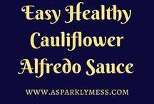 Cauliflower sauce