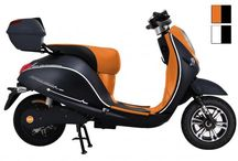 SXT Gekko 1200 - scooter électrique / Le premier scooter électrique SXT sera commercialisé à partir de mai 2015 ! Stay tuned!