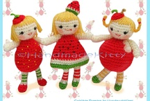 Crochet - Kids - Dolls / by Shirley Tronnes