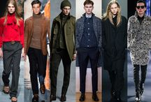 The Menswear Fall 2015 Trend Report / A quick look up ahead with Style's trend report of fall 2015 menswear.