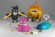 Toys / by Martin Zattovic