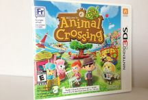 animal crossing / All things Animal crossing  / by Cesca Faber