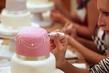 Cake Workshops / The Melbourne Cake Company presents cake decorating workshops