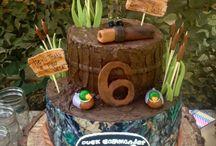 Birthday Cakes / by Gail Stevens