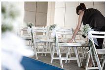 Wedding J&G / Boda de blanco en el Restaurant and lounge World Trade Center.
