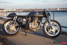 Motorcycles  / by Jay Maddox