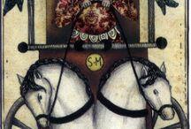 The Chariot - Tarot Cards