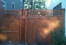 Fences...