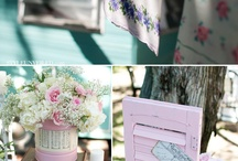Weddings: Southern Tea Party / Tea Party inspiration with a Southern flair, perfect for a bridal shower. / by Catie Ronquillo Wood