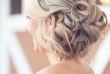 Peinados y maquillaje / Peinados novias