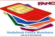 Vodafone Fancy Numbers