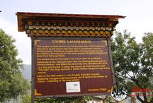 Fertility Temple / Chime Lhakhang Temple in Bhutan  is considered a sacred fertility temple. Childless couples often visit the temple to pray for children.