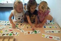 Cooperatief leren kleuters