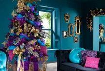 Happy Holidays / Decoración, Ideas y Adornos de Navidad