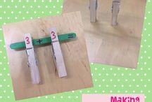 indoor maths activities