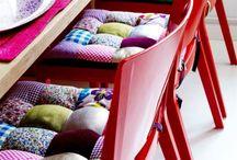 Текстильные аксессуары в интерьере