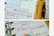 Planner Girl / Love for my Filofax and bullet journal