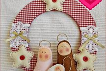 Guirlandas de Natal e Natal