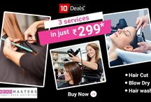 Get Hair Services On discount