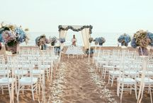 Beach Wedding / KK wedding
