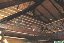 Ceilings / Appalachian Log & Timber Homes Client Cleiling Gallery