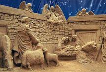 Реалистичные песочные скульптуры Рэя Виллафэйна