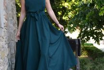 Dresses by Monsari / Dresses designed by Monsari