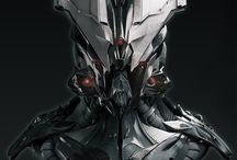 Mechs | Robots