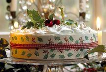 Recipes in Danish + Swedish: Christmas/Jul