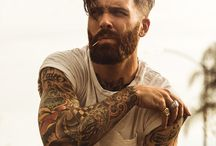 Hot Bearded Guys