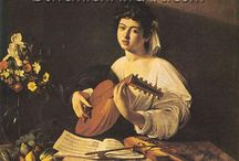 Caravaggio / Paintings by Italian Old Master Caravaggio