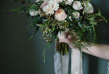 Svatba - kytky