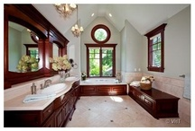 Bathrooms / Incredible spa-like, unusual or amazing bathrooms to buy or for inspiration.