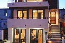 Narrow House Designs