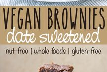Vegan Desserts / Dessert recipes that are vegan and have a healthy spin,
