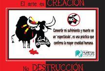 Campañas Pro- Animal / Promovemos el respeto y la protección de los animales, nuestras campañas son en favor de la vida, la protección y la preservación del ser vivo.