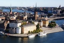 SWEDEN / Things that has to do with my big love and hometown, Stockholm!
