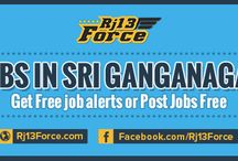 SriGanganagar / SriGanganagar श्री गंगानगर is the northern most and a planned city of the Indian state of Rajasthan. website www.rj13force.com/
