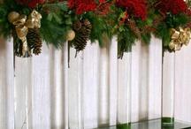 Xmas florals