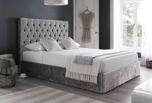 Luxury Hotel Bedroom Bed Headboards