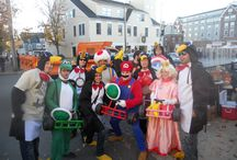 Mario Kart costume ideas / Ideas & references for DIY group Mario Kart costumes