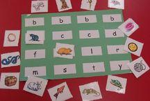 Kindergarten ideas / by Rachel Steinbaugh