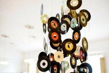 vinylové desky-recyklace