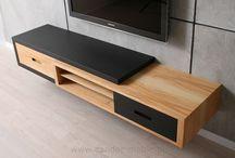 stolik i szafka pod tv wwa